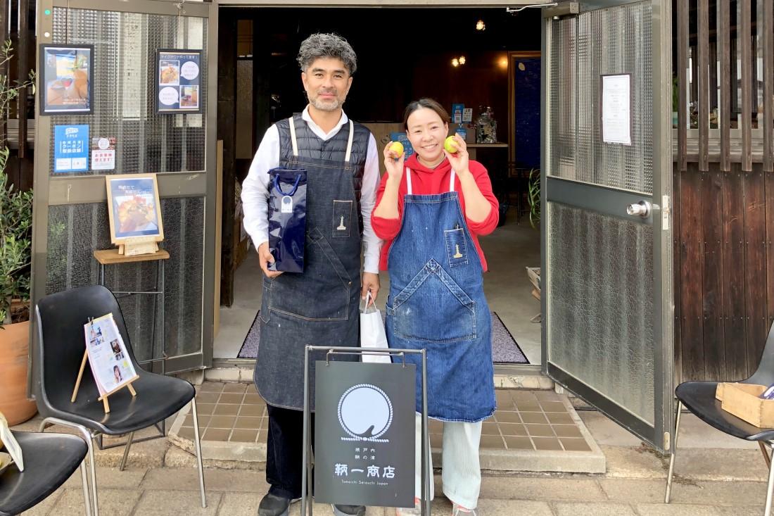 『鞆一商店』鞆の浦の歴史的建造物をリノベし、人と人、人とモノを結ぶ新店舗をオープン