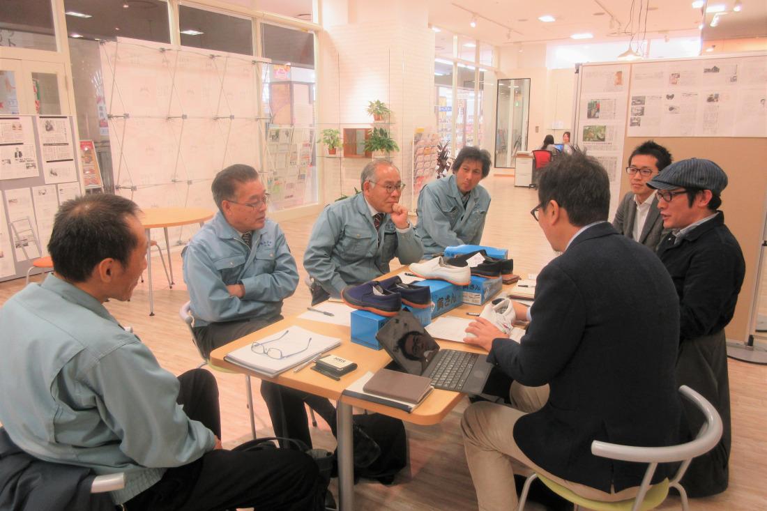 『福山ゴム工業株式会社』セレクトショップとのコラボで新商品開発!新規市場の開拓を目指す