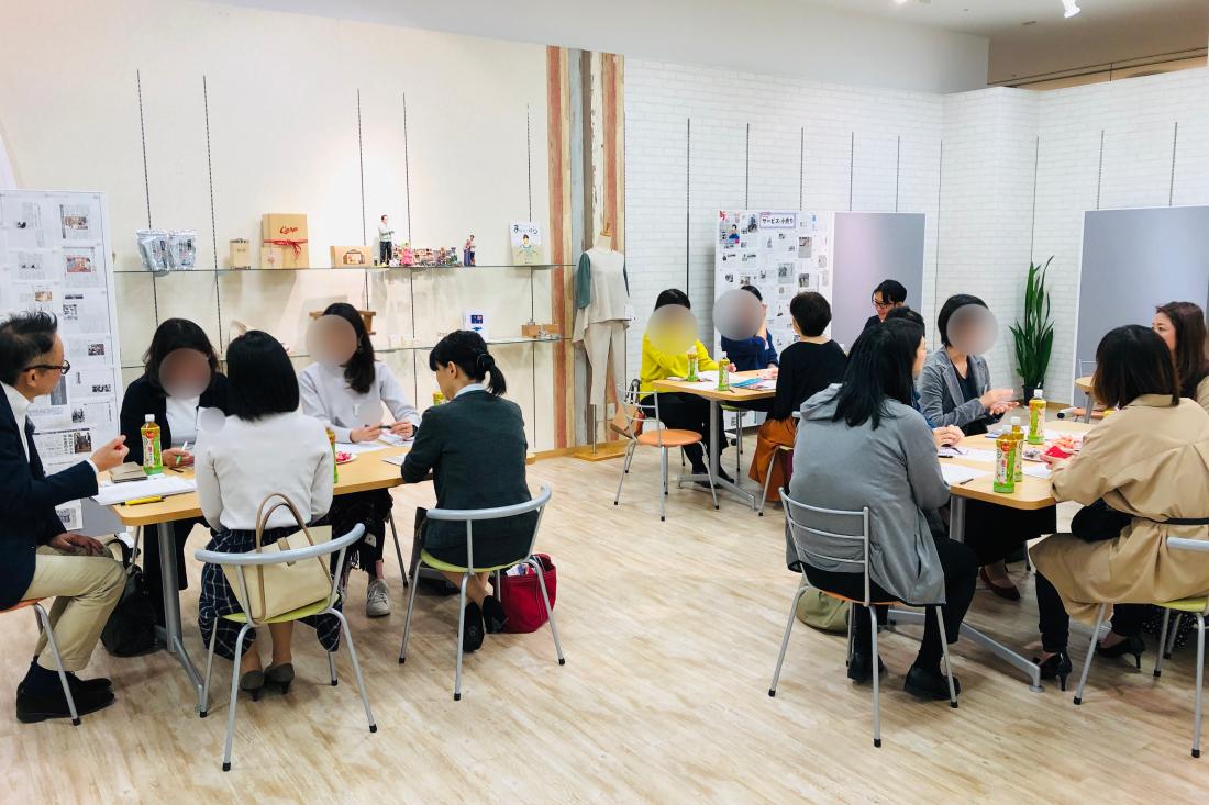 第2回びんご女性起業応援カフェを開催!