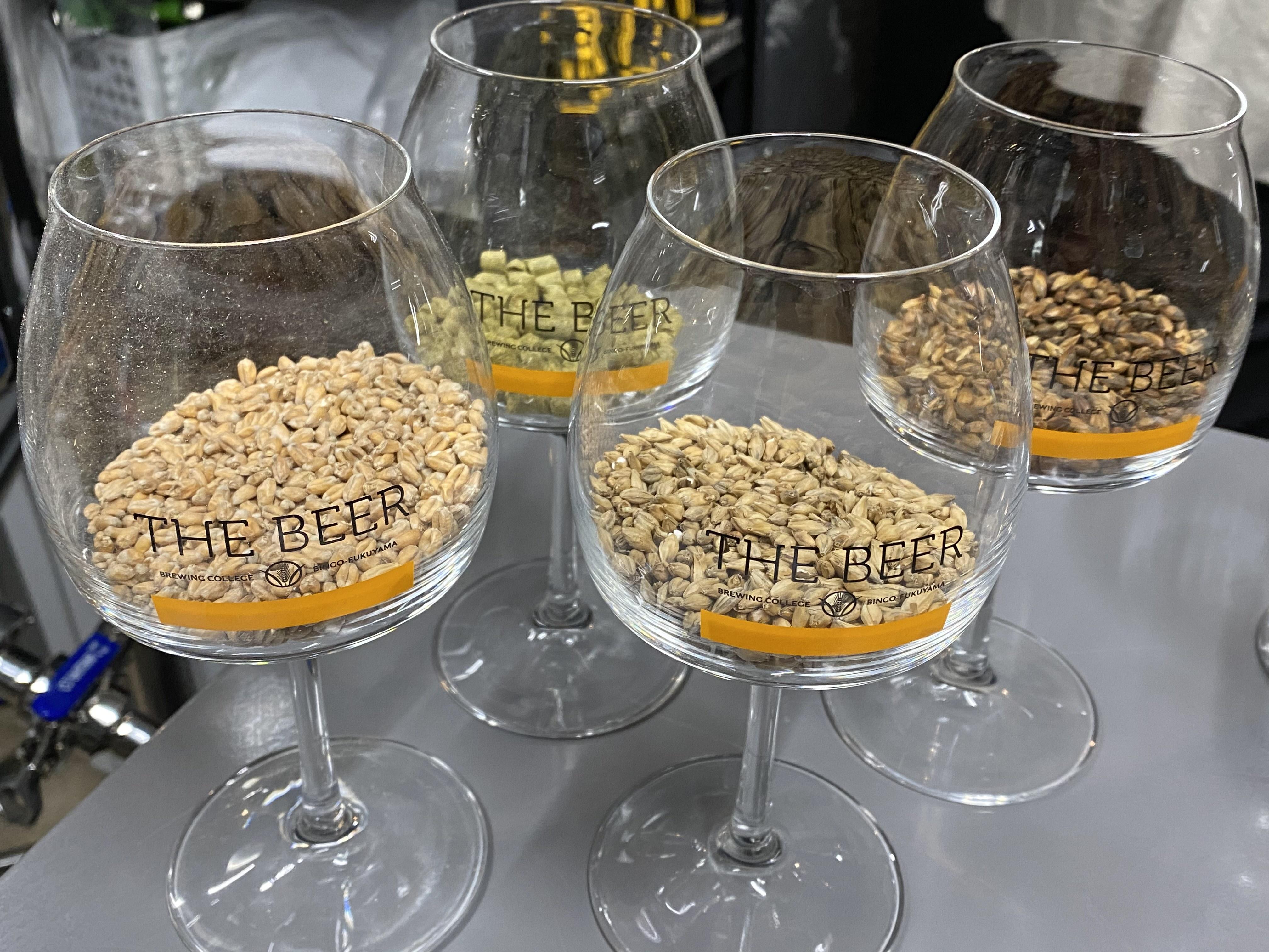 中国地方初・体験型クラフトビール醸造工場の内覧会へ!