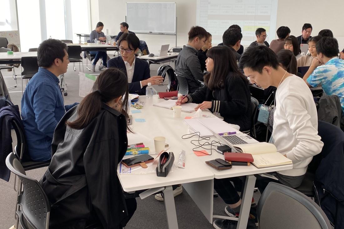 福山初開催!起業体験型イベント「Startup Weekend 福山」にお招きいただきました!