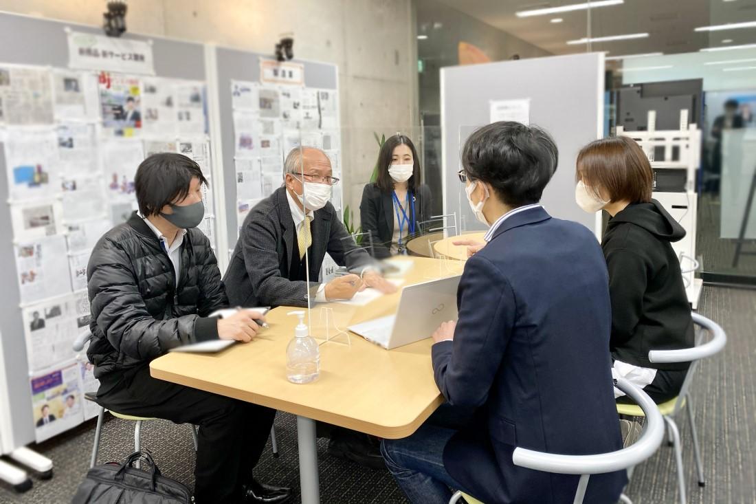 <倉田株式会社さま・歩夢さま>栄養バランスを整えた茶碗蒸しの開発をサポート