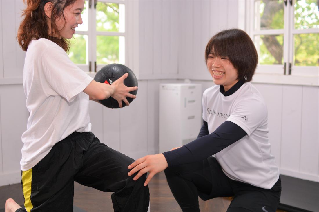 『Personal training gym 歩夢』「話してよかった!」学生時代の夢を叶え、専門性と強みを最大限に発揮するサービスを確立