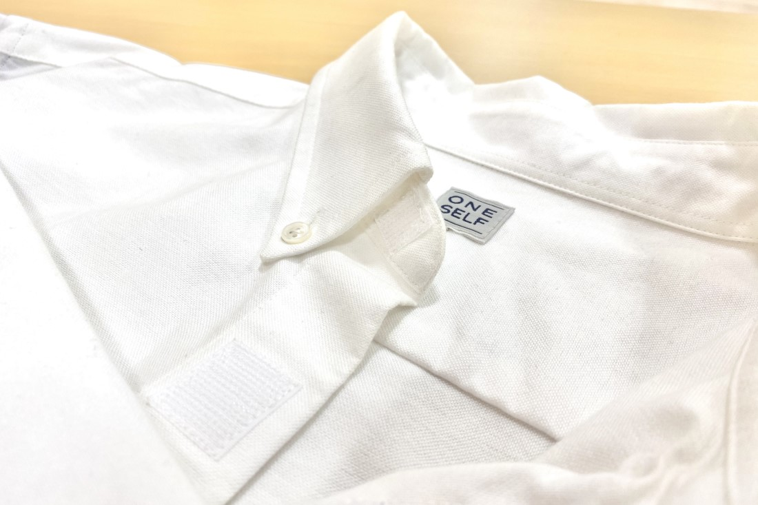 ONESELF(ワンセルフ) ボタンダウンシャツ